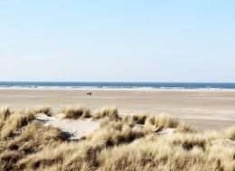 Strand von Borkum